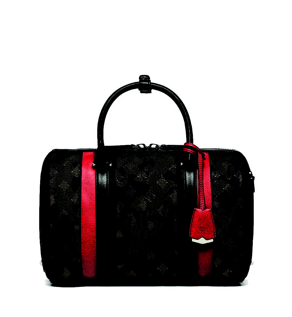 MCM Essential Boston Bag_1