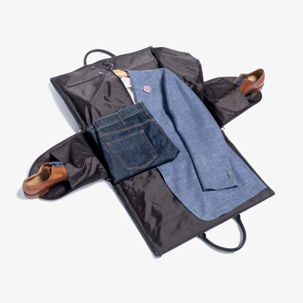 Michael Duru Hook&Albert Weekender Bag