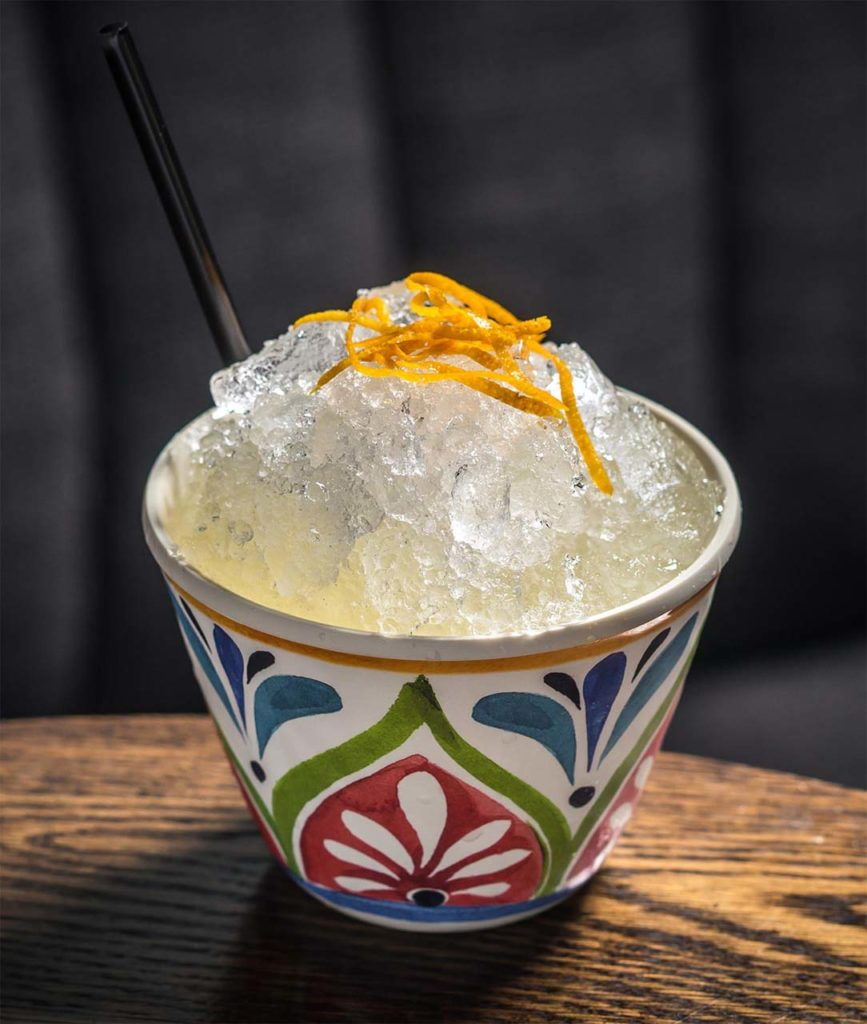 Mudd Club Cocktail