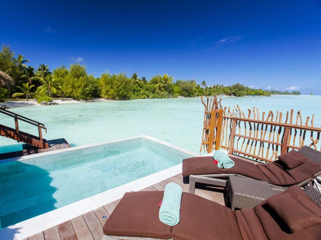 Pool Overwater Villa