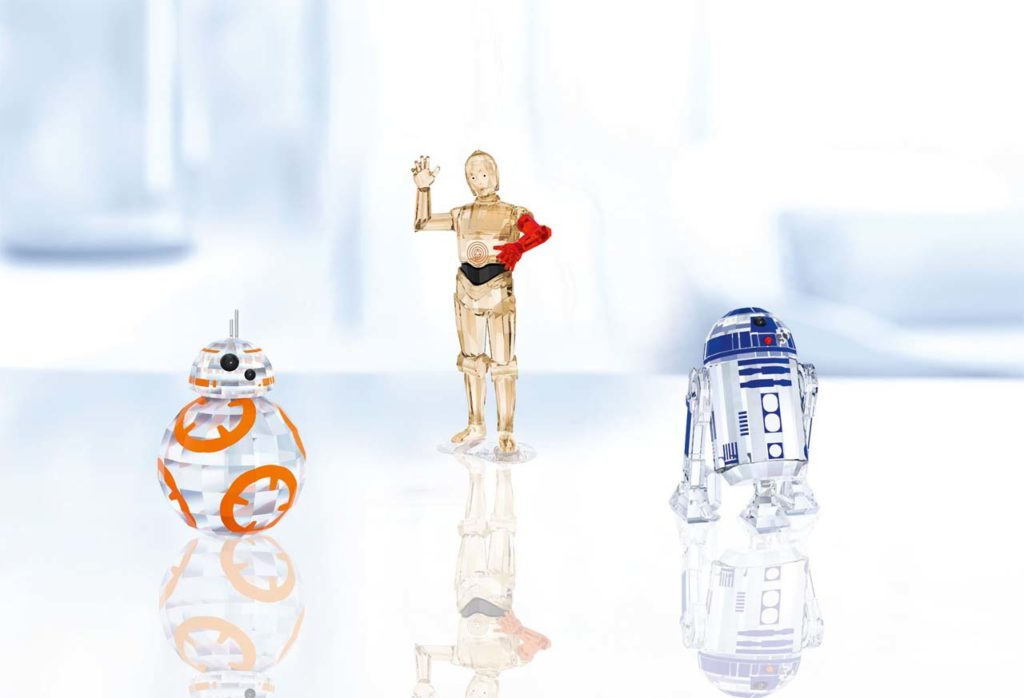 Star Wars Swarovski