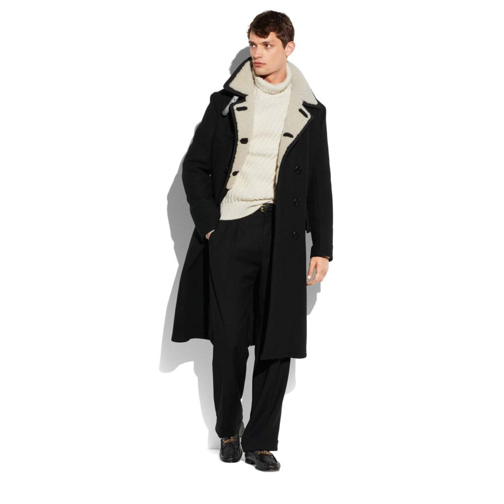 Tom Ford Long Peacoat 2