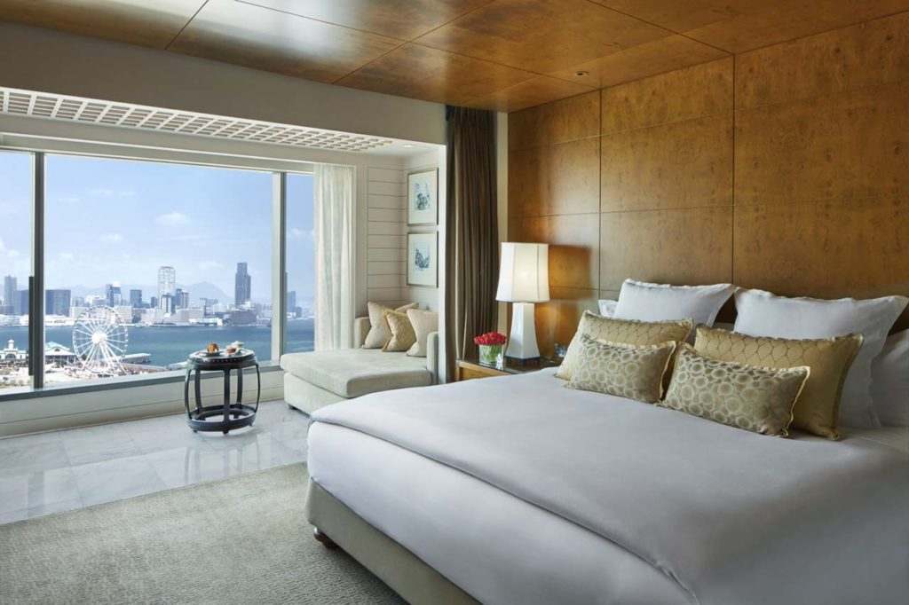 WHERE TO STAY - Mandarin Oriental - Harbour View Room