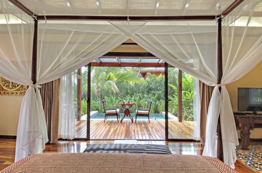 Nayara Springs-View from Canopy Bed