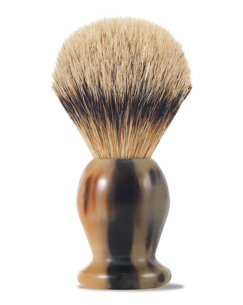 The Art of Shaving Horn Fine Shaving Brush_1