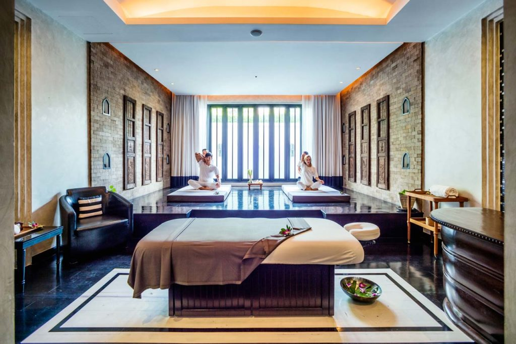 The Siam. Opium Spa & Wellbeing - Treatment Room
