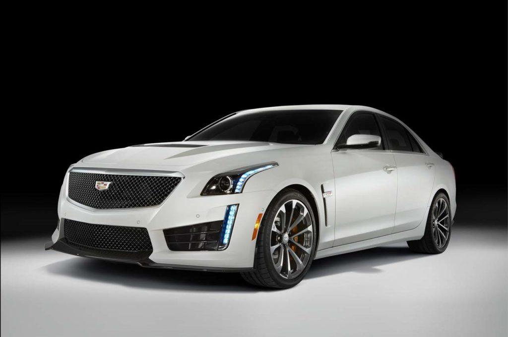 2018 Cadillac Cts V Coupe Interior