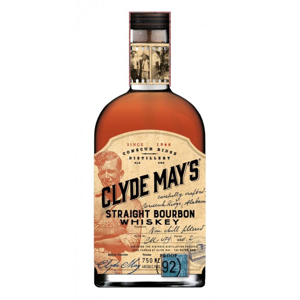 Far From Home- Notable Brands for 2018 Alabama - Clyde May's Straight Bourbon