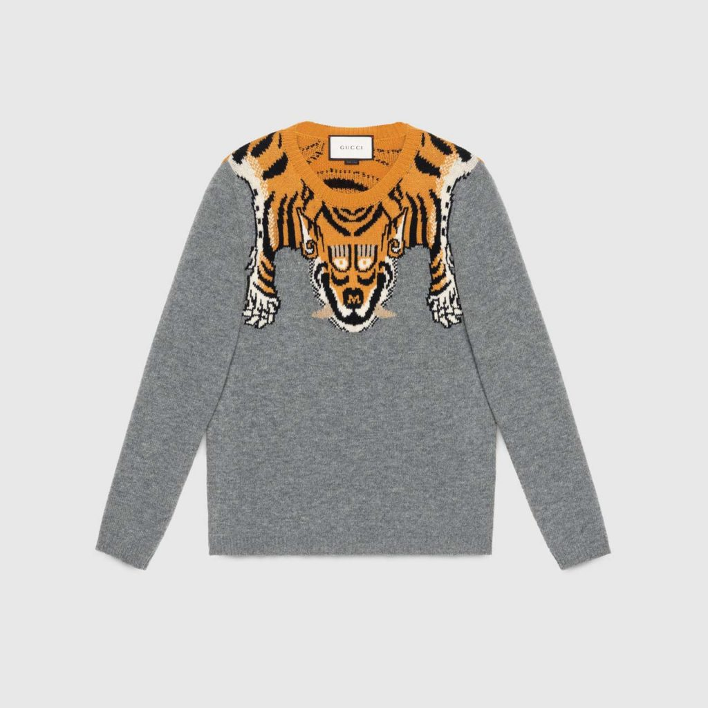 Gucci Tiger Sweater_1