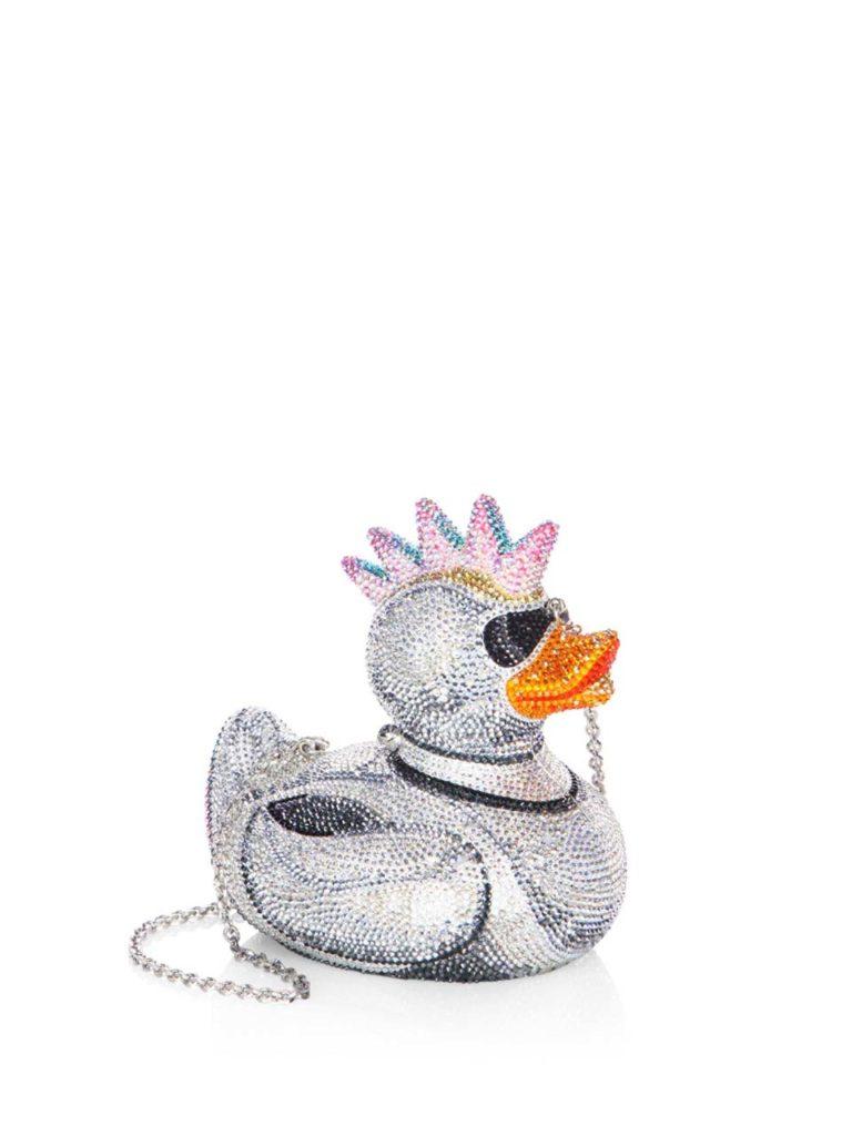 Judith Lieber Punk Duck BAg