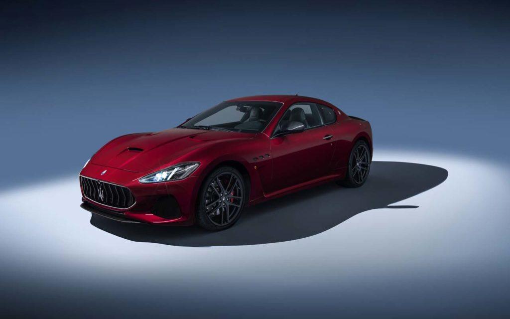 Maserati GranTurismo2