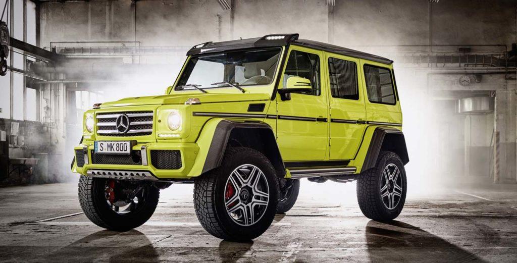 Mercedes-Benz G 500 4A__4
