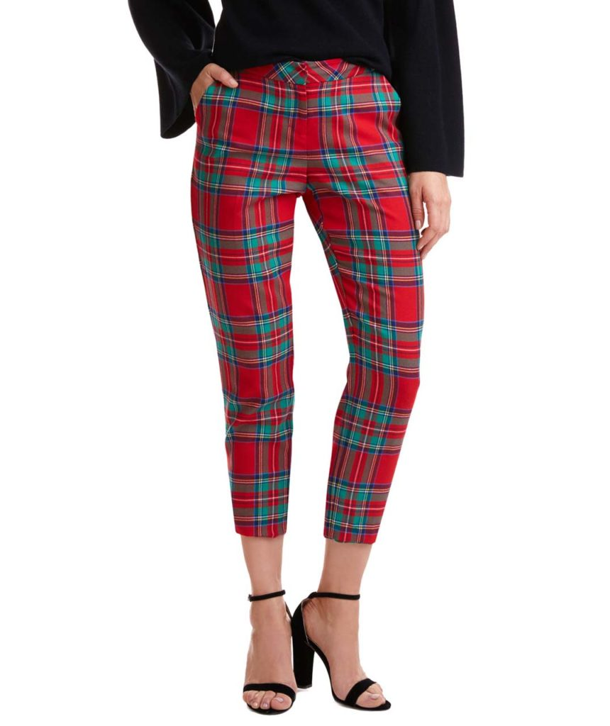 Vineyard Vines Jolly Plaid Cocktail Pants