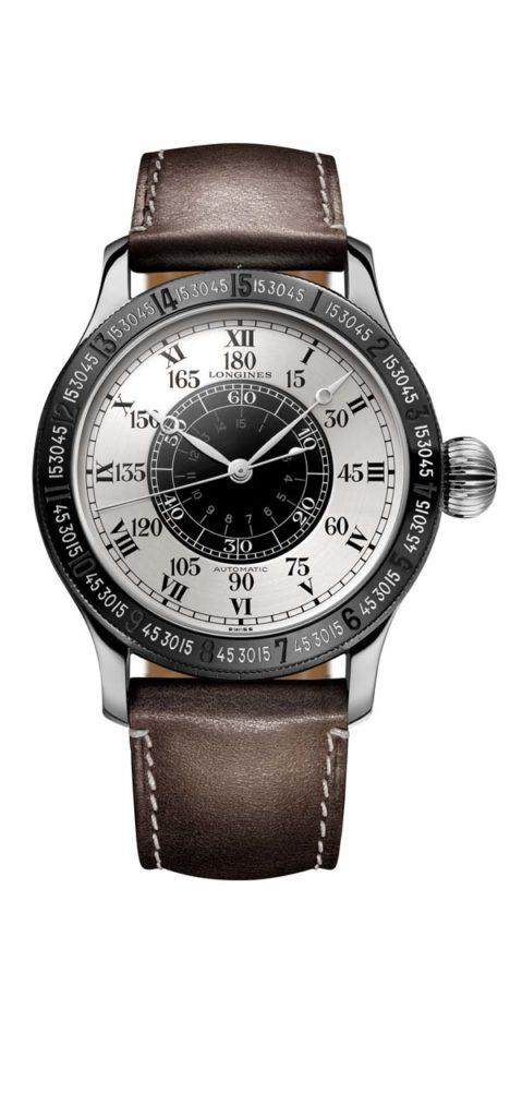 Yukon Denali-Longines The Lindbergh Hour Angle Watch Ref. L2.678.1.71.0