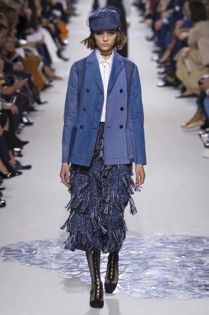 Fringe Dior 1
