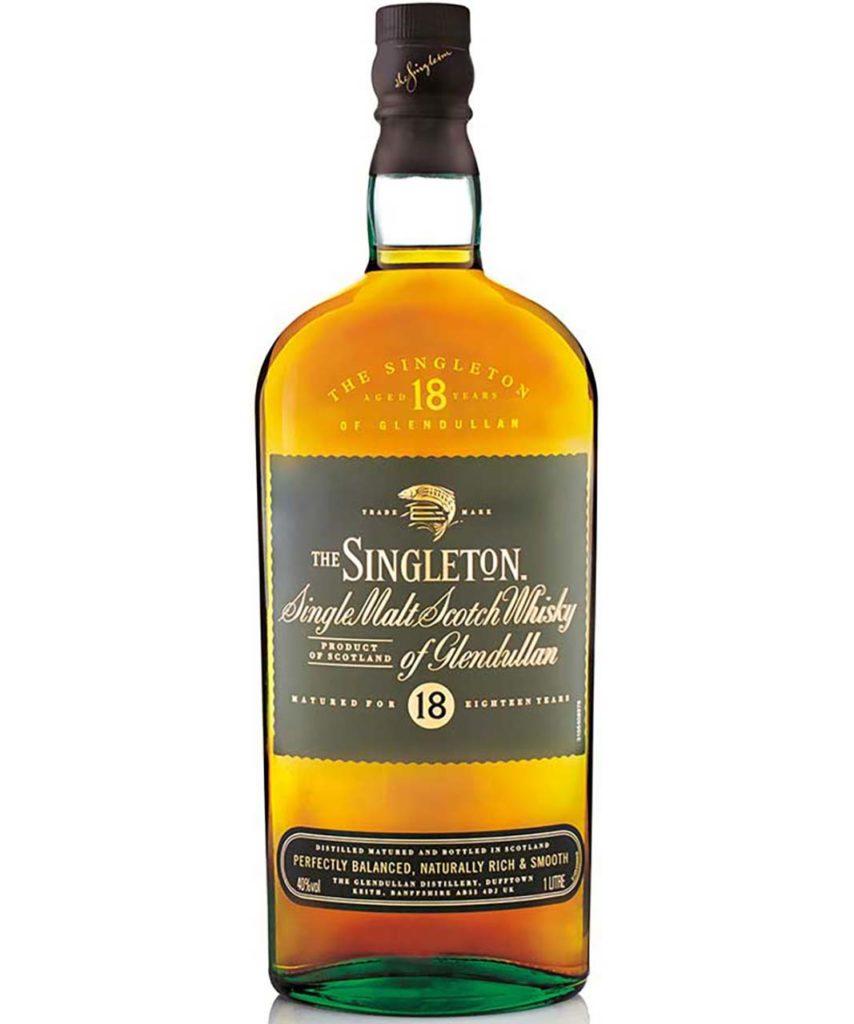 Singleton of Glendullan 18
