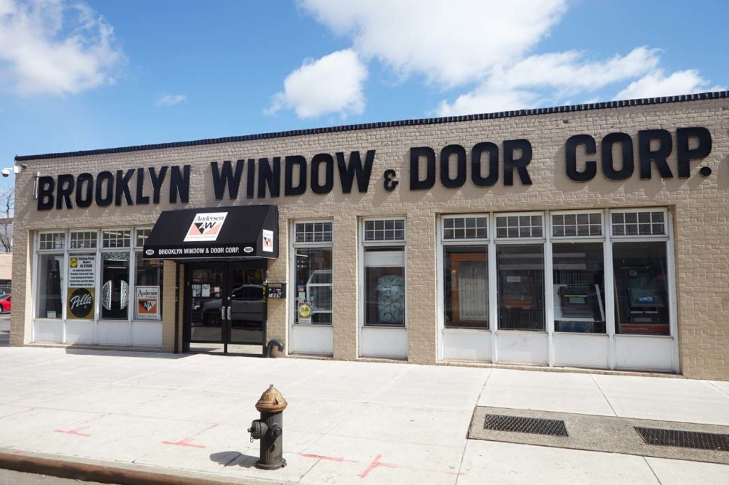 U201cThe New Trend Seems To Be A More Modern Look For Windows, Doors, And  Hardware,u201d Noted Mike Tellone, Owner Of Brooklyn Window And Door Corp. In  Gravesend.