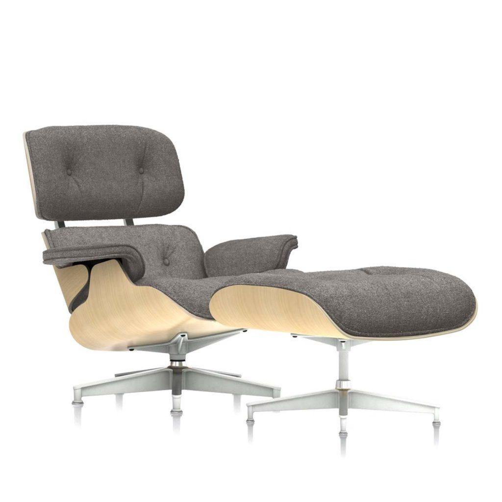 Eames Mohair Supreme Lounge Chair_1