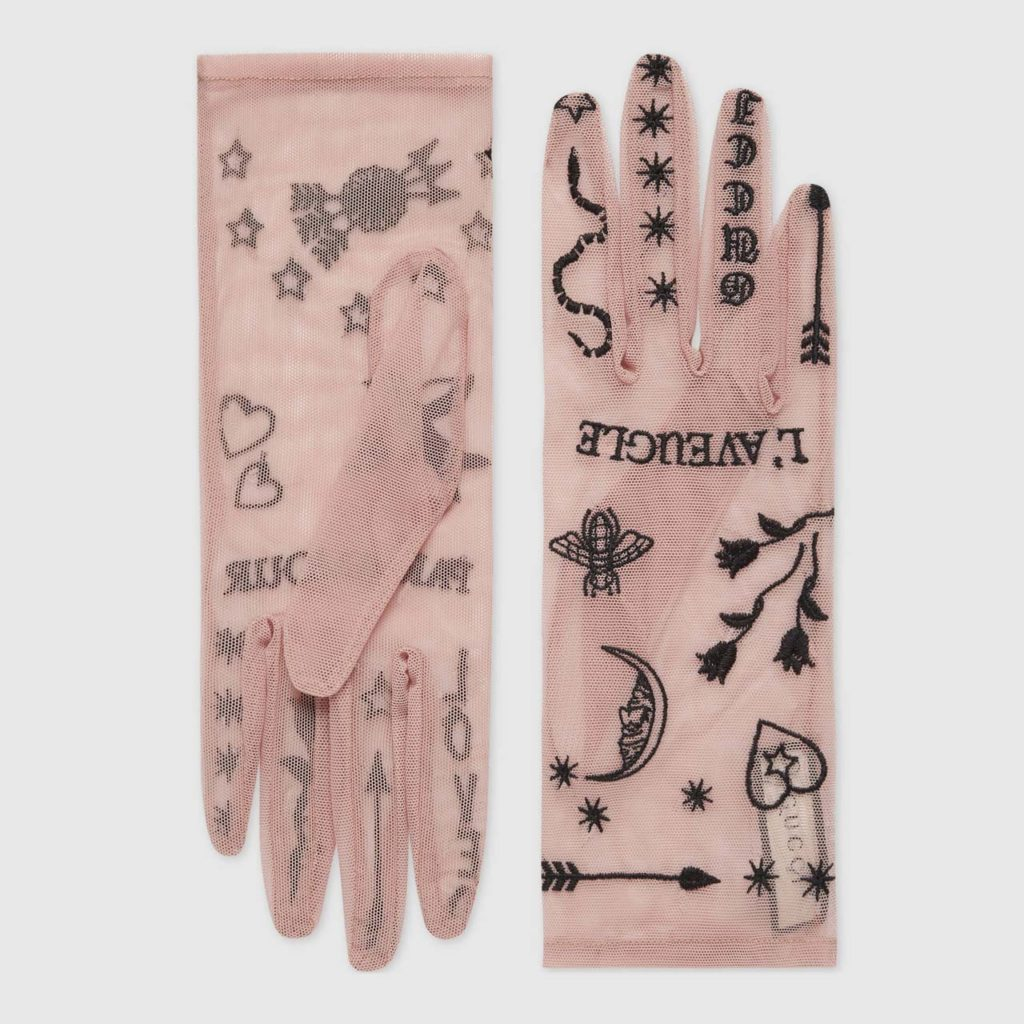 Gucci Tulle Gloves_1