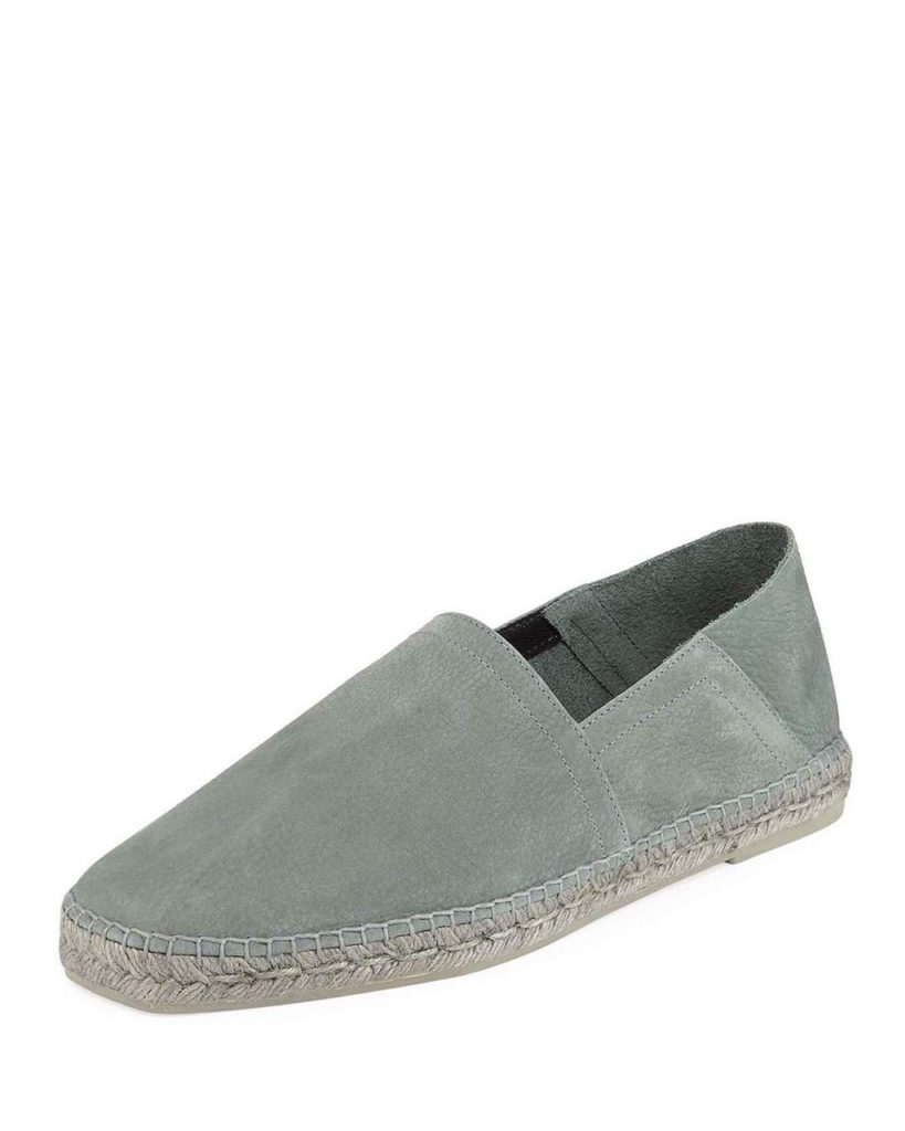 Tom Ford Suede Slip-On Espadrille_1