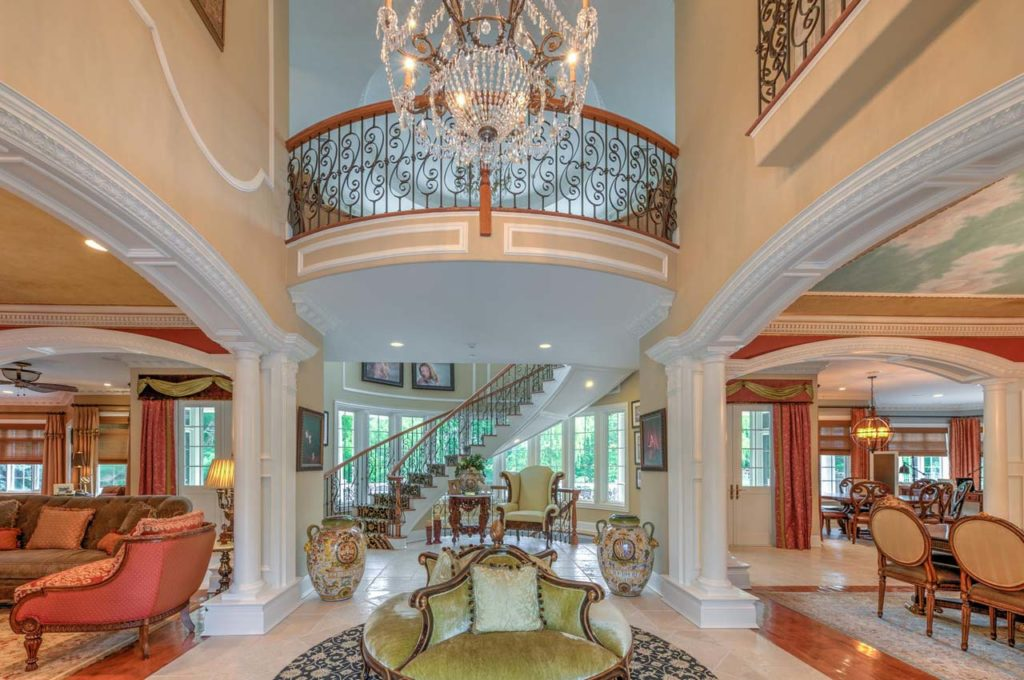 21 Hominy Hill Road Colts Neck-large-018-163-Foyer Dining Music Room 2-1500x996-72dpi