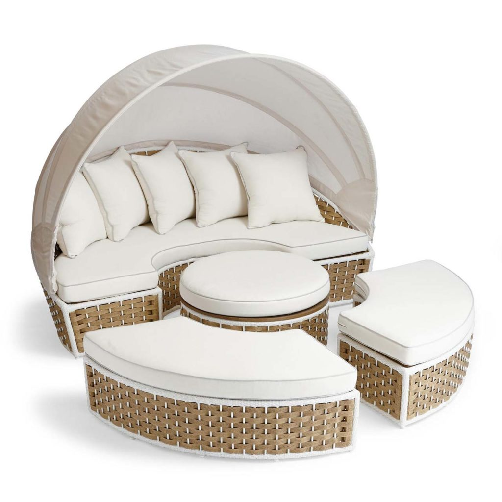 Baleares Latte Daybed