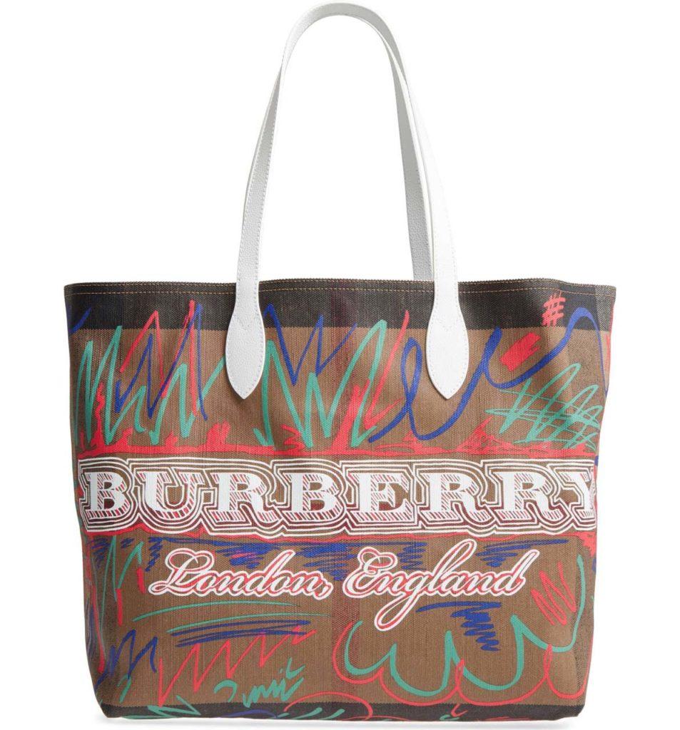 Burberry Beach Bag