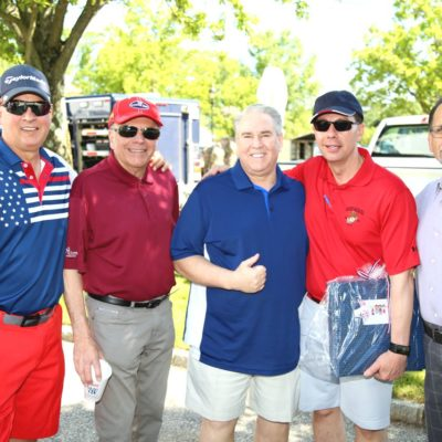 Eagle Oaks Honor Day - Committee Chair Joseph Cary + Guests