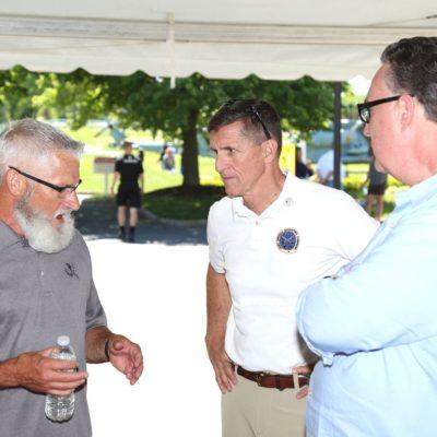 Eagle Oaks Honor Day -Lieutenant General Michael Flynn + Guests