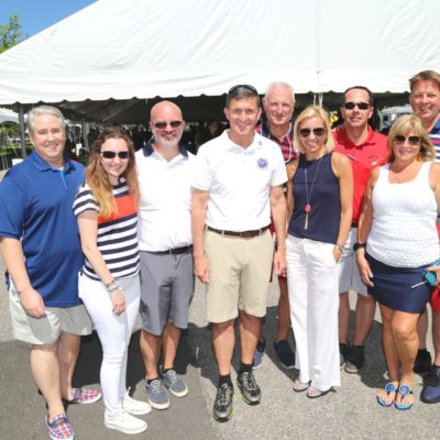 Eagle Oaks Honor Day - Lieutenant General Michael Flynn + Guests
