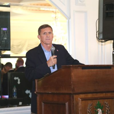 Eagle Oaks Honor Day - Lieutenant General Michael Flynn Keynote Speaker