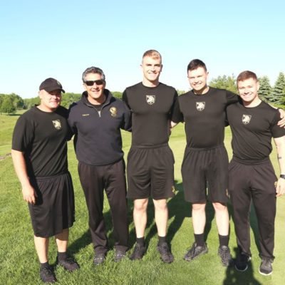 Eagle Oaks Honor Day - West Point Parachute Team