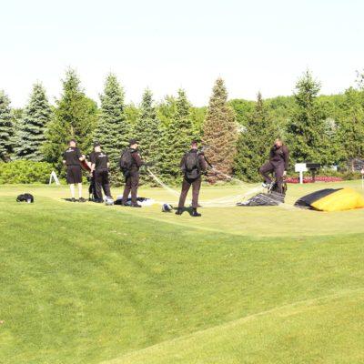 Eagle Oaks Honor Day - West Point Parachute Team2