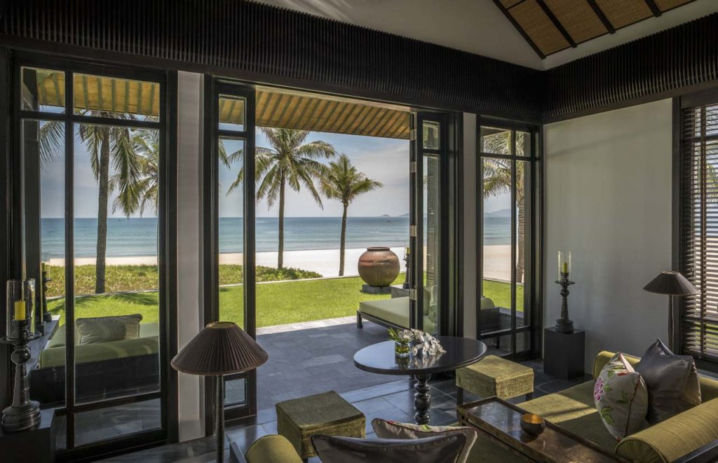 Four Seasons Resort The Nam Hai - Ken Seet