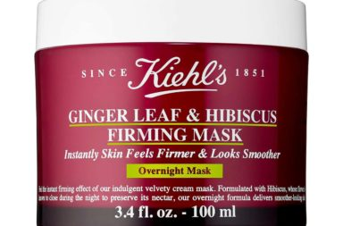 Kiehl's Since 1851 Ginger Leaf & Hibiscus Firming Mask