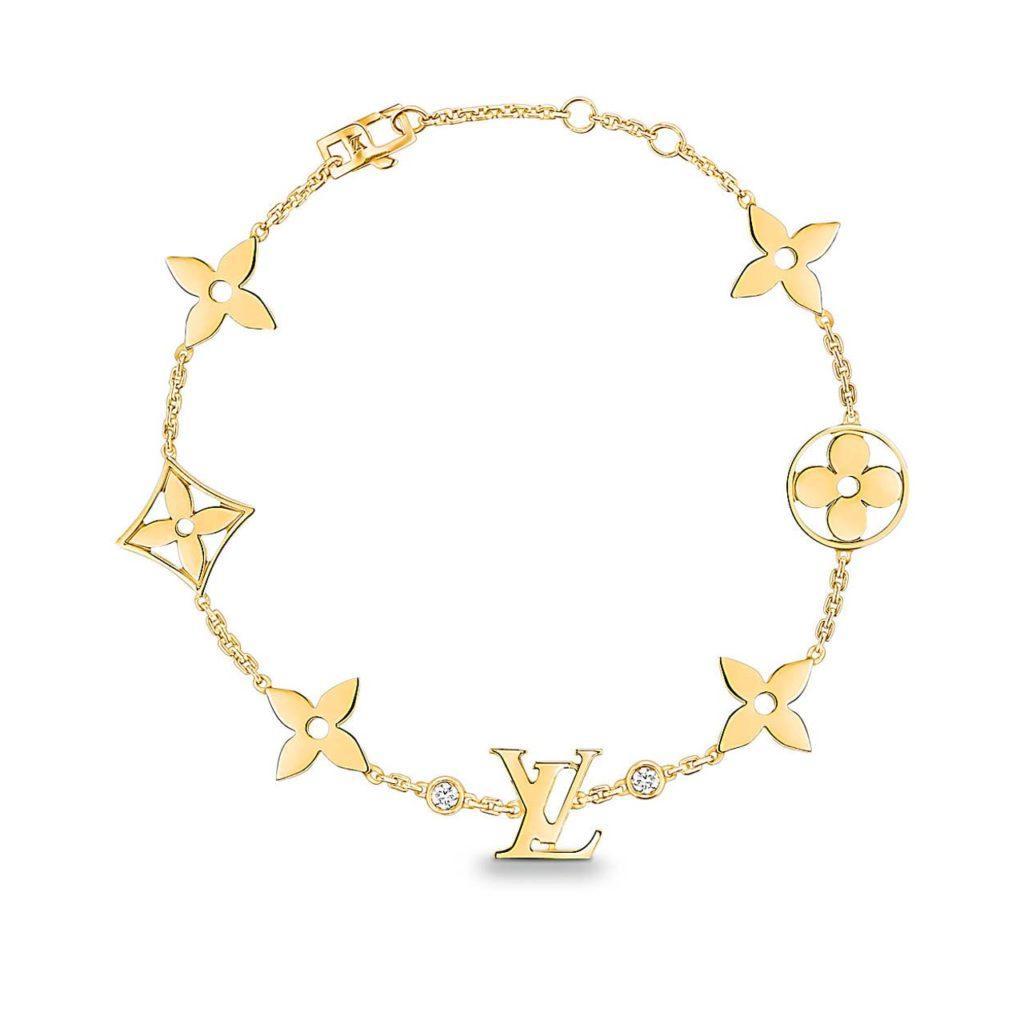 Louis Vuitton Idylle Blossom Bracelet $5,600