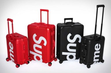SUPREME LUGGAGE Set