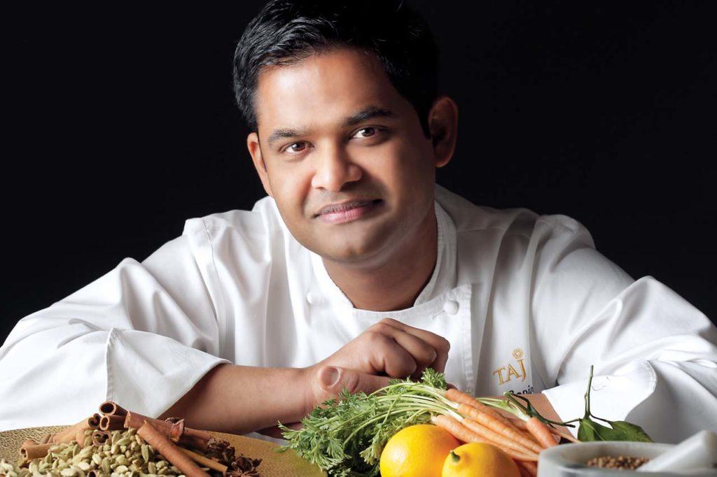 Taj Campton Place - Chef Srijith