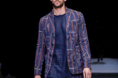Vertical Stripes Giorgio Armani