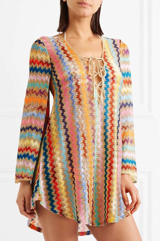 missoni--Mare-Metallic-Crochet-knit-Kaftan