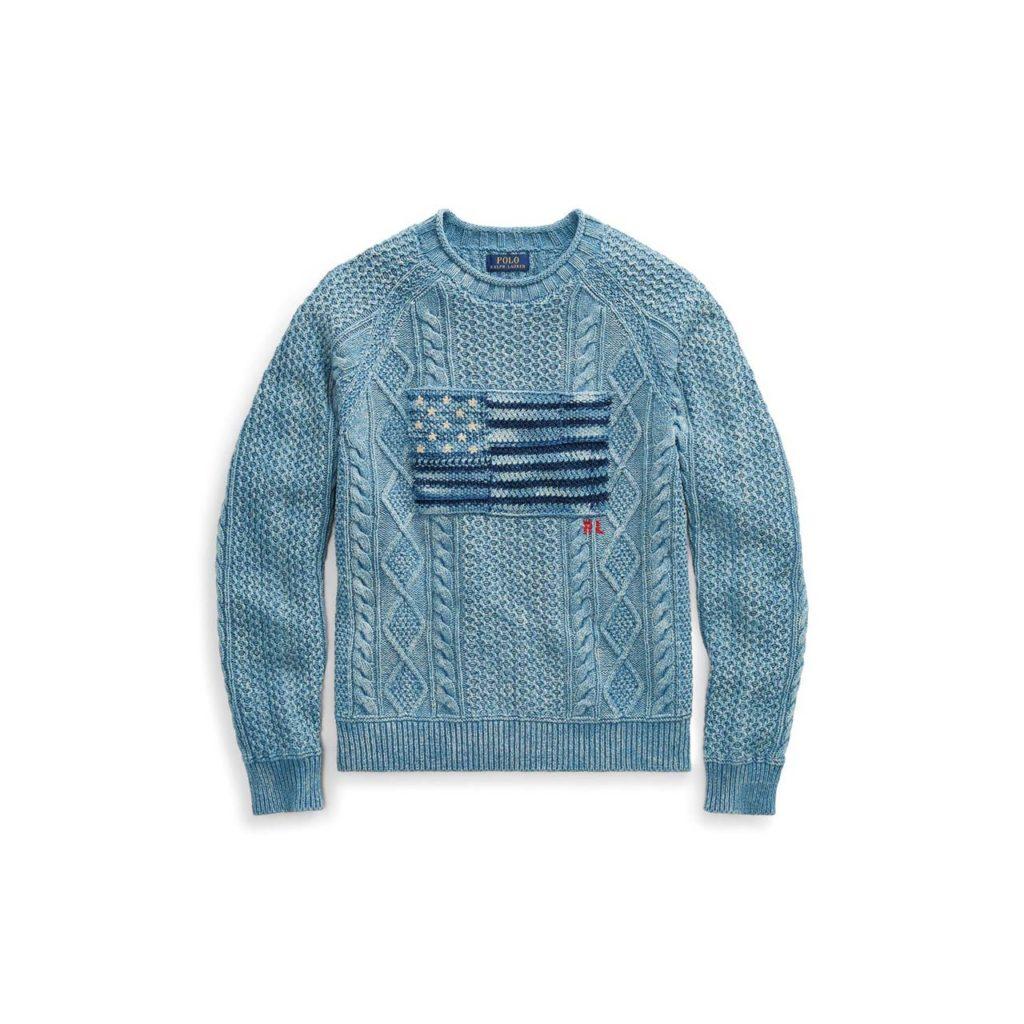 polo-ralph-lauren-Real-Indigo-Flag-Indigo-Flag-Cotton-Sweater