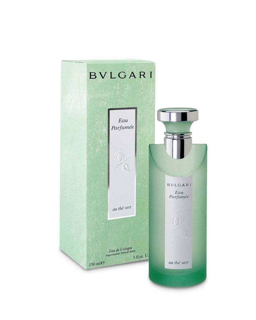 BVLGARI Eau Parfumée au The Vért Eau de Cologne