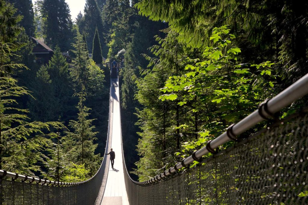 Capilano Suspension Bridge (2)