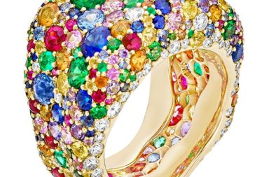 Cellini-Faberge-Emotion-Multi-Colored-Ring