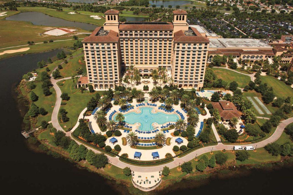 Grande Lakes Orlando-RitzCarltonAerialOverview-86