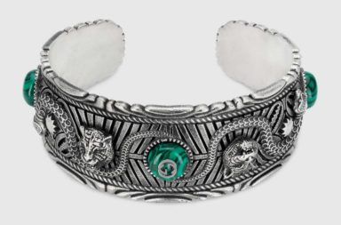 Gucci Garden bracelet in silver $890_1