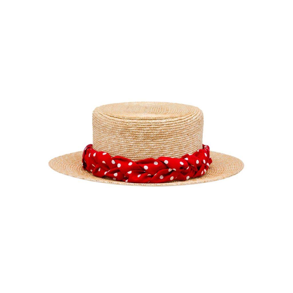 Miu Miu Straw Hat $460