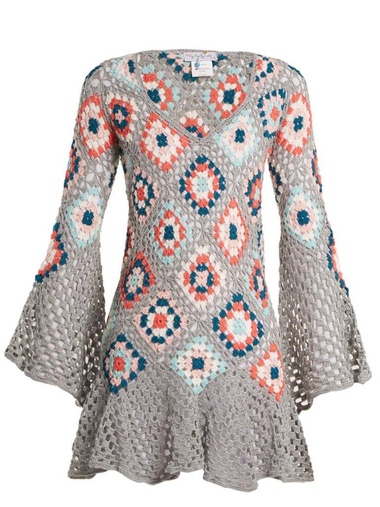 My Beachy Side Bisou Knit Mini Dress $720