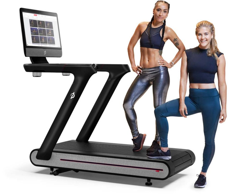 Peloton Tread Interactive Treadmill