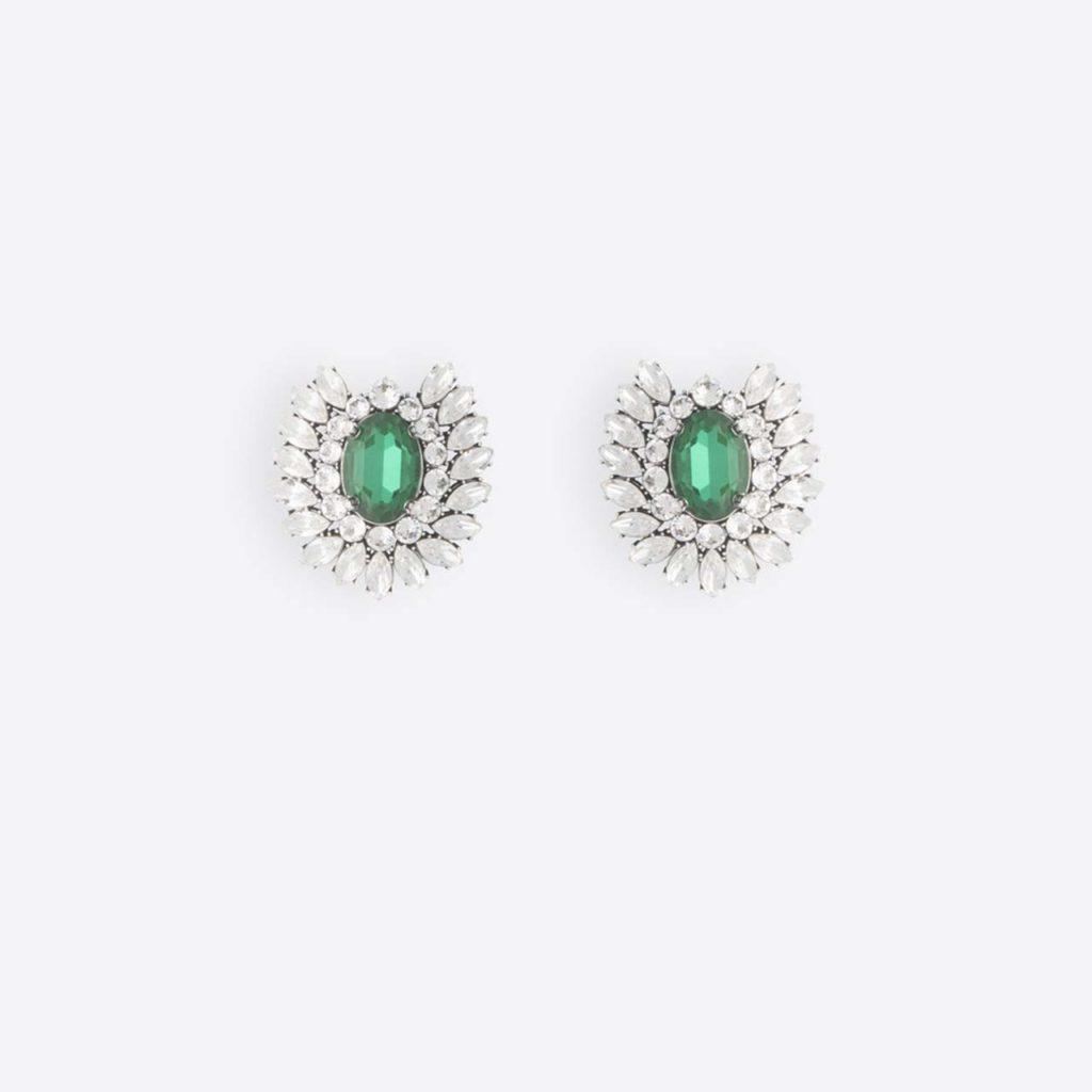 Balenciaga Crown Earrings $1,050_1